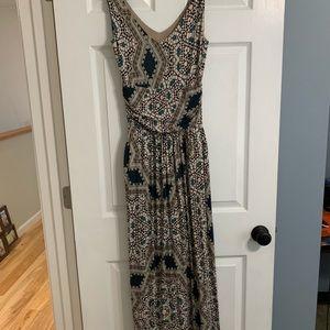 Maeve maxi dress